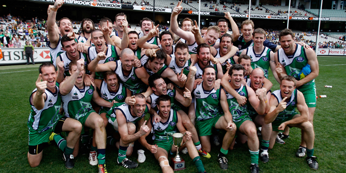 Irish Warriors Aussie Rules Team